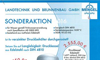 Sonderaktion 2016