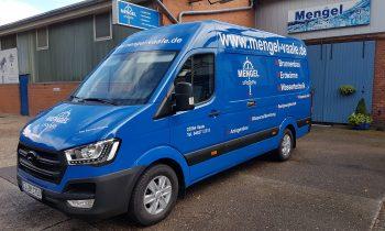 Neuer Kundendienstwagen für einen langjährigen Mitarbeiter…