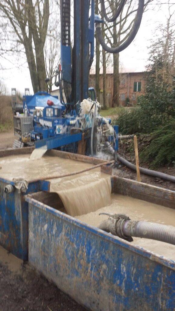 Winseldorf: Bau eines Löschwasserbrunnens…