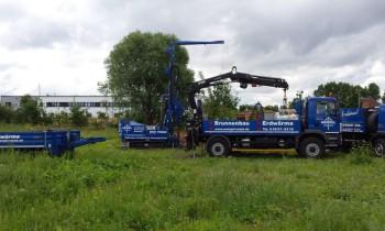Überbohrung und Rückbau einer Messstelle in Pinneberg