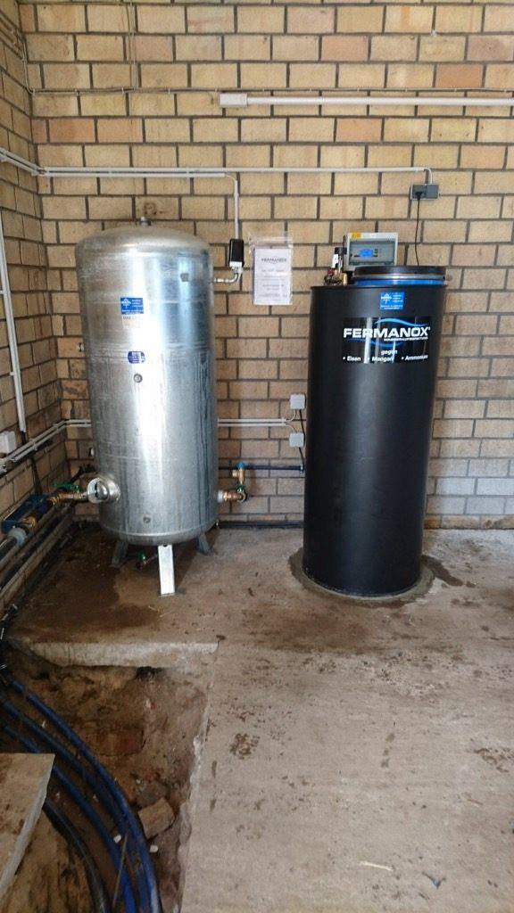Osterstedt: Wassertechnik und Wasseraufbereitung