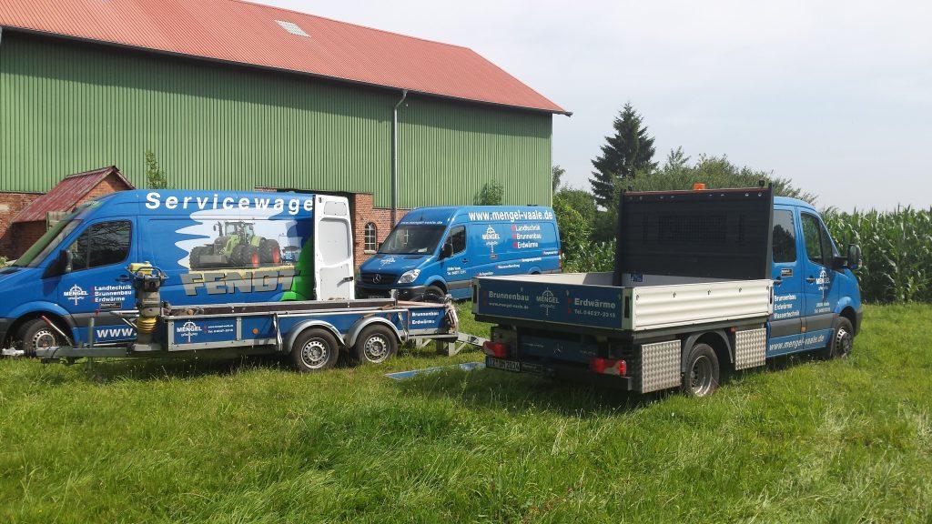 Christinental: Pferdehaltung, kpl. Wasserversorgung