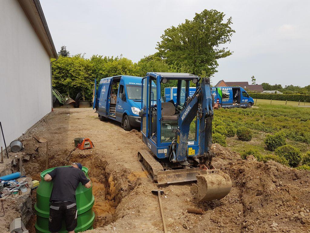 Ellerhoop: Baumschulbetrieb, Rohrleitungsbau und Brunnenstube…