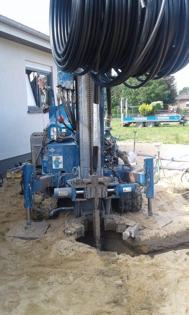 Syke Cuxhaven: Erdwärme für Neubau Einfamilienhaus
