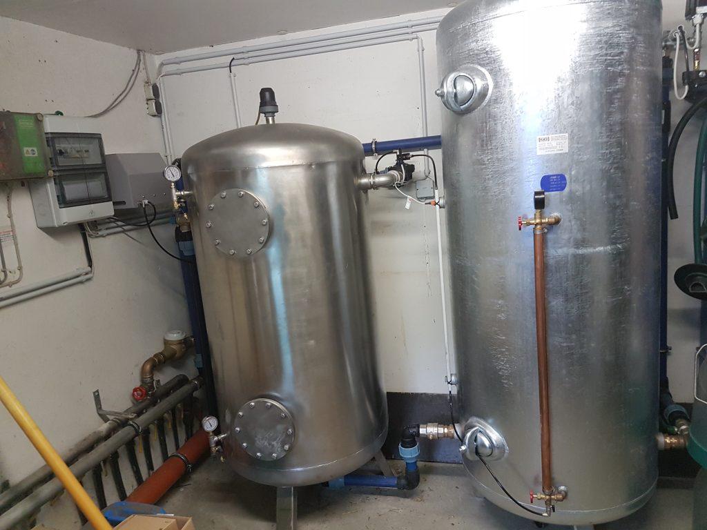 Dingen Dithmarschen: Wasserversorgungsanlage für einen Landwirt installiert…