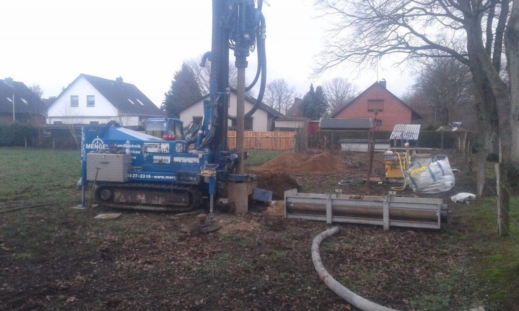 Umweltschutz… Rückbau von 2 Brunnen eines stillgelegten Wasserwerkes…