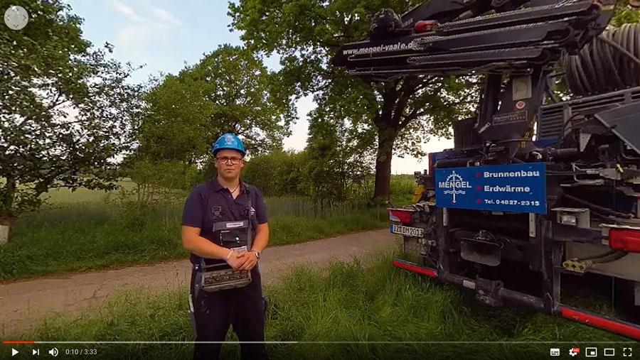 Der Beruf des Brunnenbauers (m/w/d) im 360°-Video